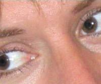 Rode ogen verwijderen / herstellen